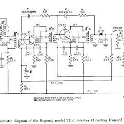 Transistor Wiring Diagram Polaris Ranger Kayak Rack Antique Radio Forums  View Topic Fixing An Old