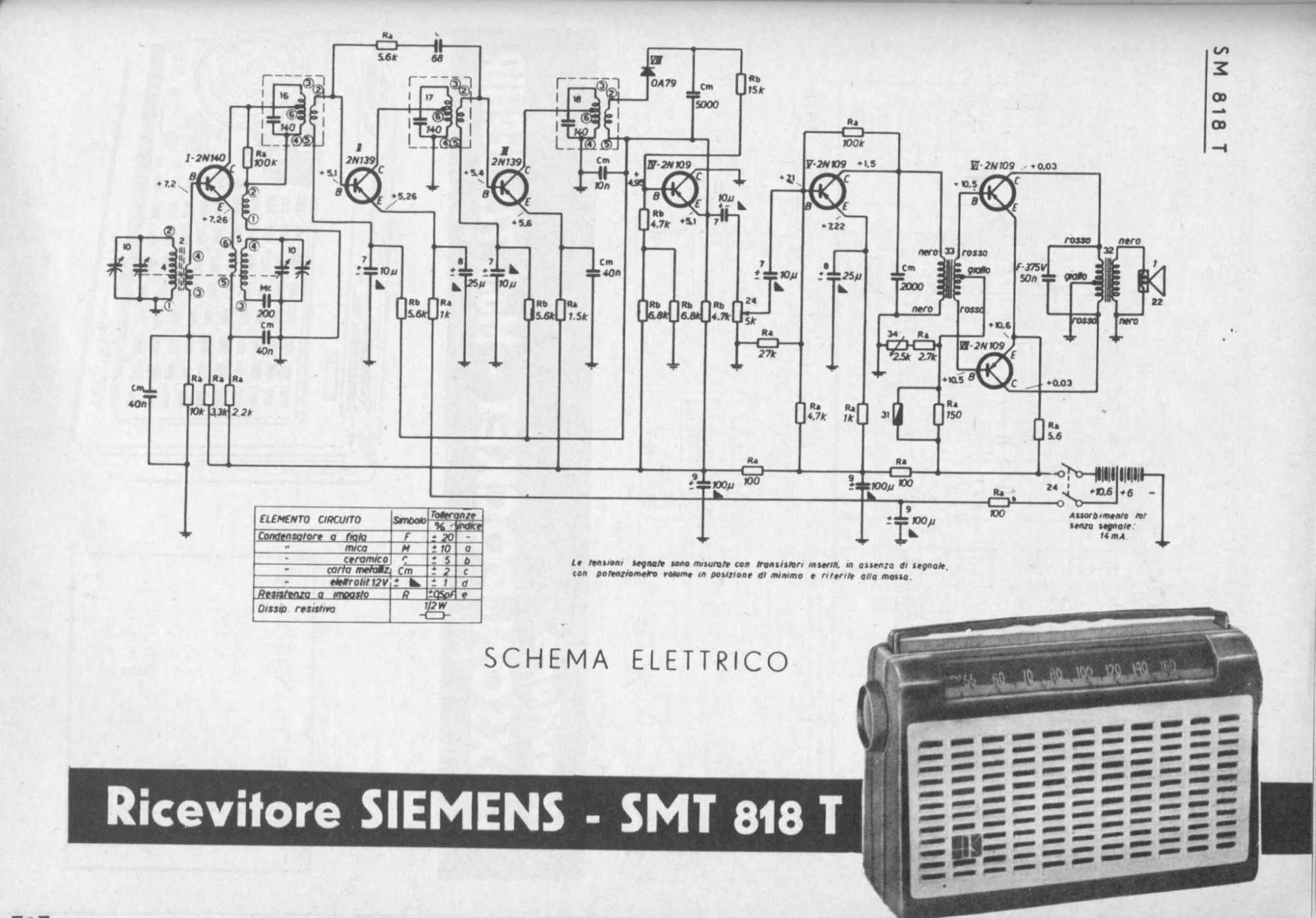 hight resolution of siemens smt 818t