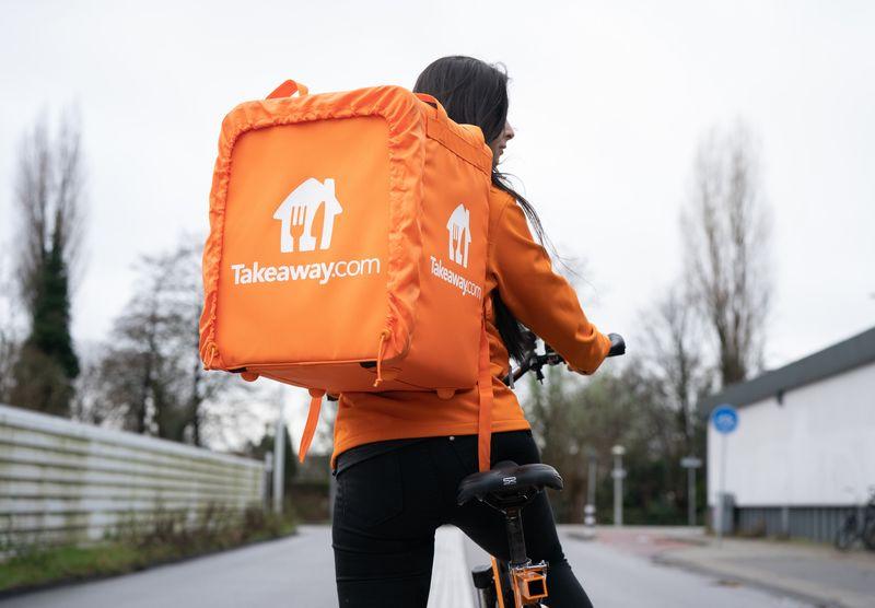 Takeaway.com weldra in Roeselare?