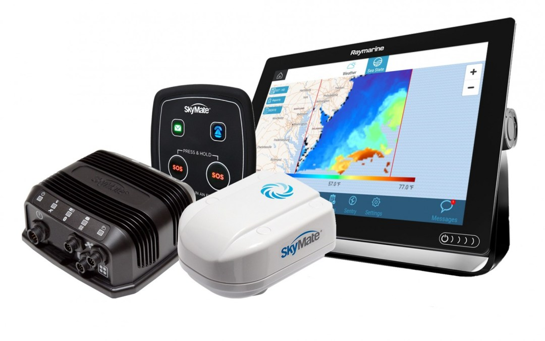Mazu Announces All-New User Interface and Enhanced Functionality for Raymarine Axiom