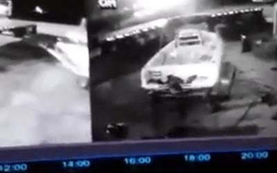 Fast Engine Theft!