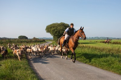 Horse and Hounds, on a lane near Rickney, East Sussex