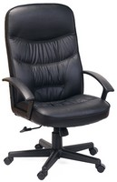 used computer chairs black leather tufted chair for desk