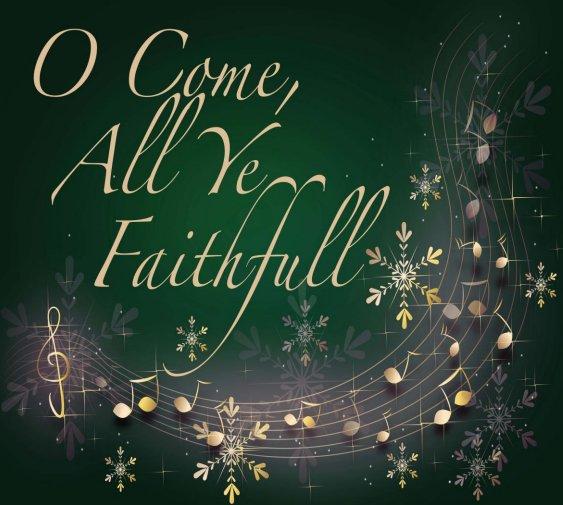O Come All Ye Faithful Royal Oak First