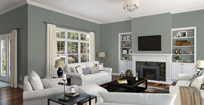 Find Out The Top 3 Trending Colors Of 2018 Rogall Painting