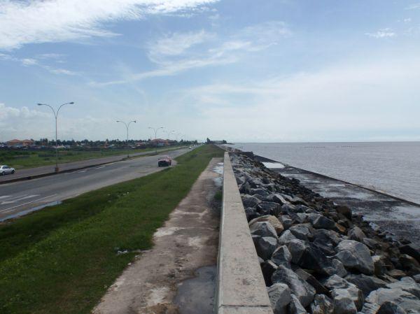 Coastal Engineering Design Manual Cooperative Republic Of Guyana - Rogan Associates