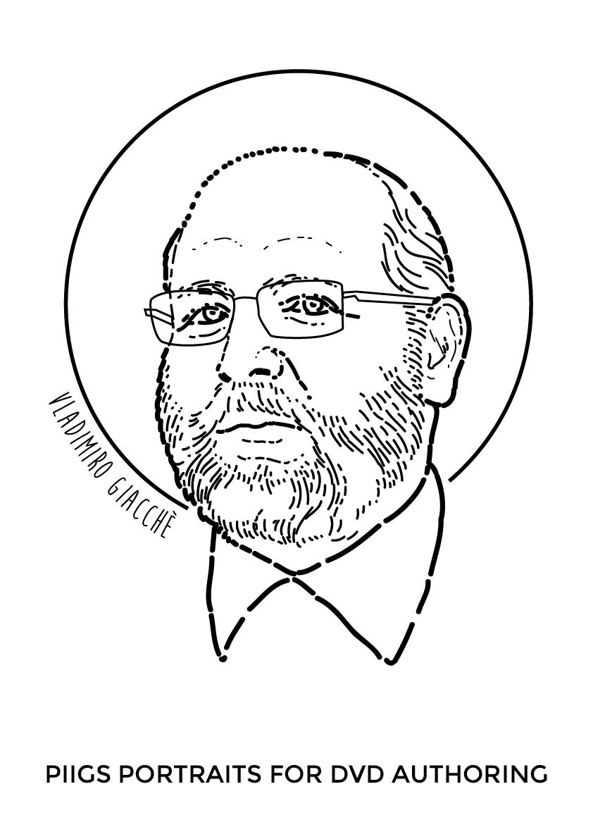 Vladimiro Giacchè portrait
