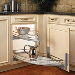 How To Renovate A Kitchen Island With Breakfast Bar Functionality: Reclaim Wasted Space Blind Corner ...