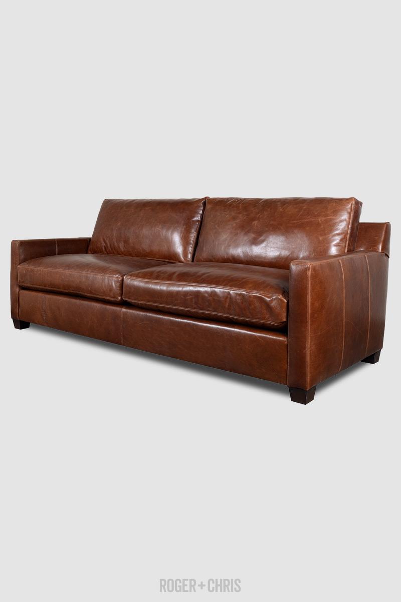 palmer sofa gumtree manchester cheap corner sofas 92 in dakota molasses leather roger chris and armchairs