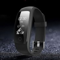 New nRF52832 based smart watch available (ID107HR Plus)