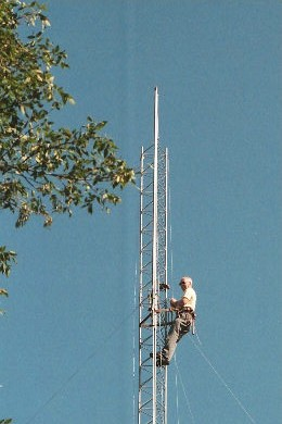 Indoor Outdoor Telescoping Mast