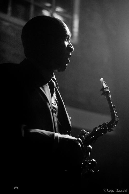 Gary Brown durante a 8ª edição do Bourbon Fest. Foto de Roger H. Sassaki