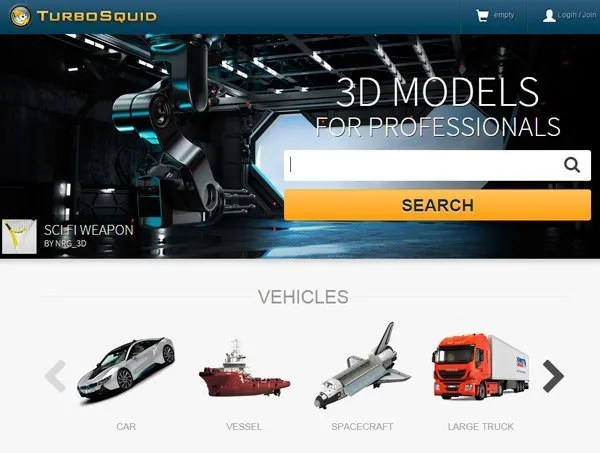 10 Best Websites to Download Free 3D Models | Rogerio da Silva Blog