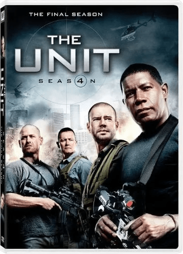 The_Unit_season_4_DVD