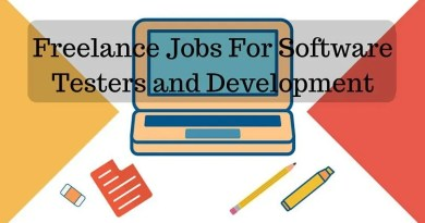Freelance Jobs For Software Testers and Development