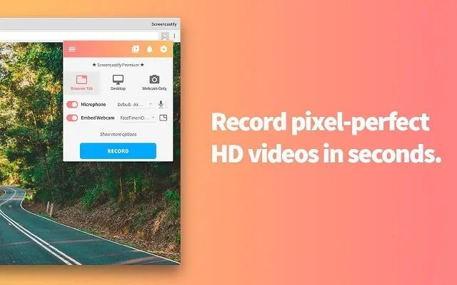 screencastify video and image recorder