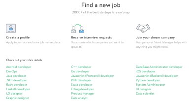 Find a New Job #rogeriodasilvadotcom @rogeriodasilvadotcom