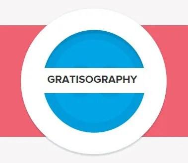 gratisography icon logo