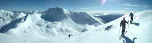 esqui de montaña baqueira