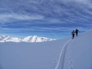 esqui montaña Roger Mountain Guide