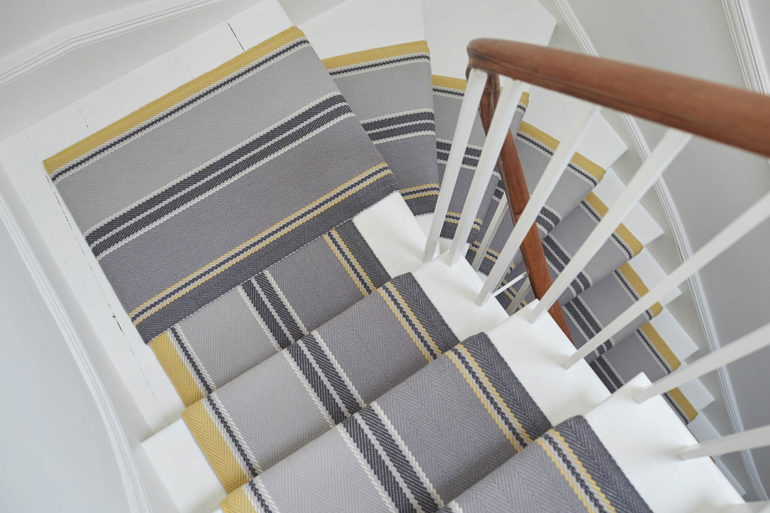 Frequently Asked Questions Roger Oates Design Runners And Rugs   Felt Back Carpet On Stairs   Stair Treads   Loop Feltback   Rolls Flecked   Purple   Flooring