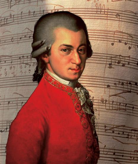 Mozart-music