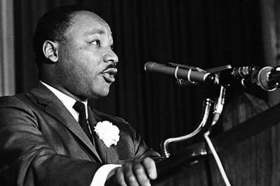 MLK-speaking