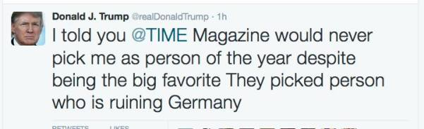 Donald Trump.TIME