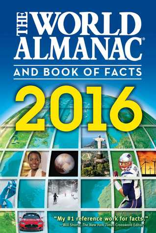 World Almanac 2016