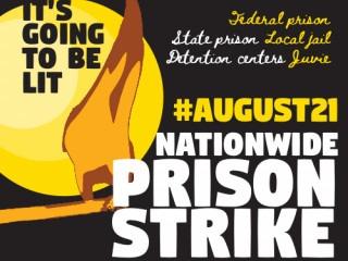 prison strike