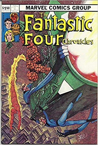 Fantastic Four Chronicles