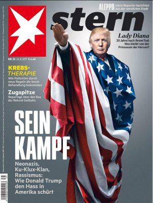 Stern.August 2017.Trump