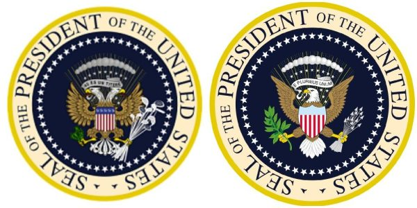 fake presidential seal