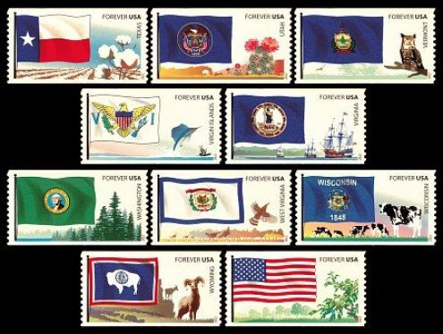 stamps texas to wyoming