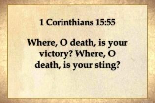 1 Corinthians 15-55