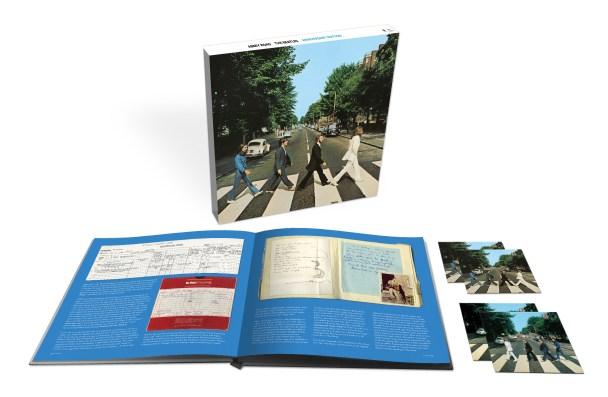 Abbey Road.4 discs