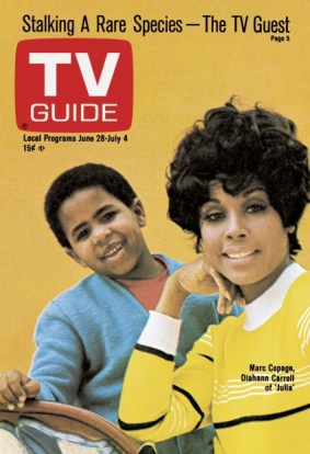 Diahann Carroll.TV Guide