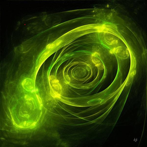 Diana de Avila.Uranium Glass