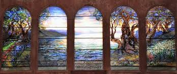 First Presbyterian Church. window
