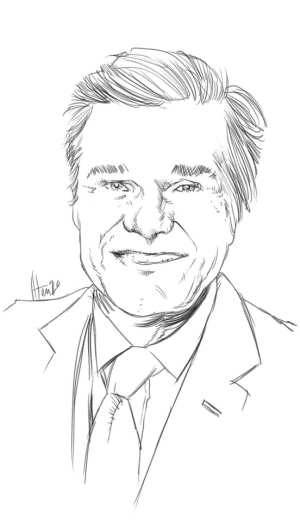 Fred Willard.Thom Wade