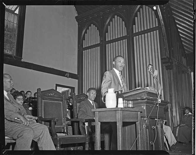 MLK 1956