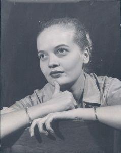 Florence Henderson 1954