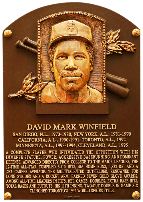 dave winfield.hall_of_fame_plaque