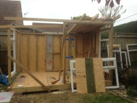 How To Build your own Garden Office from Scratch - Rogers Blog