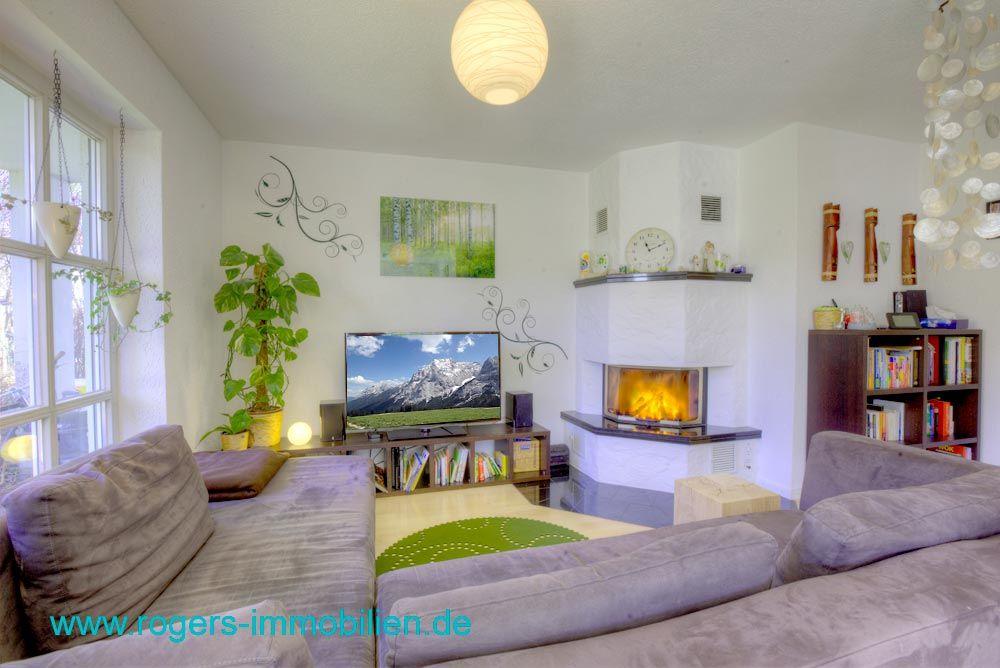 München Mossach Perfekte Wohnung Mit Kamin & Garten Mieten