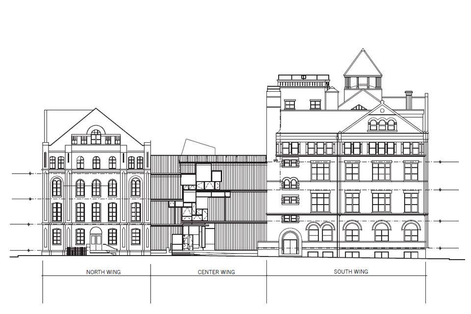 Pratt School of Architecture ROGERS PARTNERS