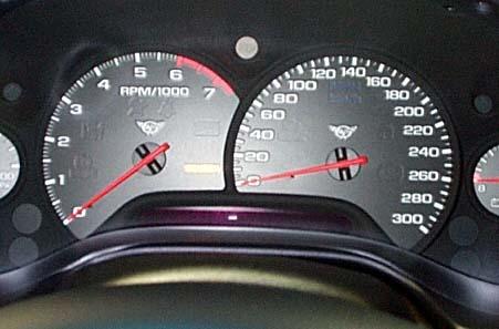 Corvette Spotlight of the Month  1998 European Export Coupe