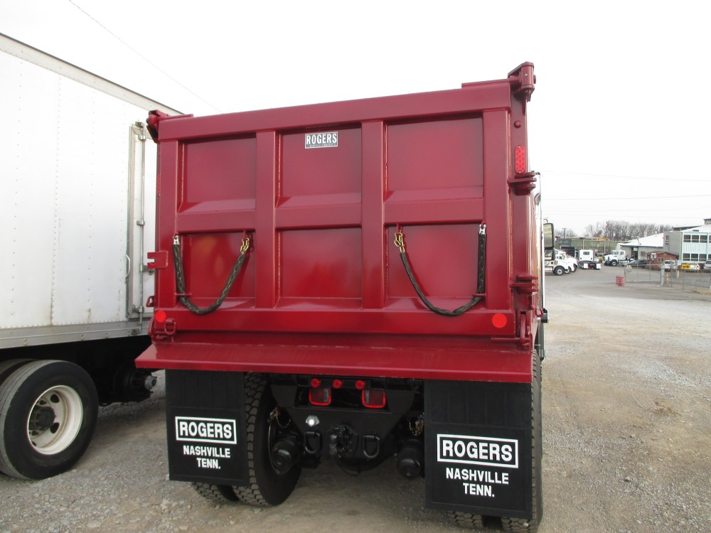 medium resolution of rogers reputation for durability was built by the traditional r series body it is the workhorse in our family dating back to when a dump bed was a just
