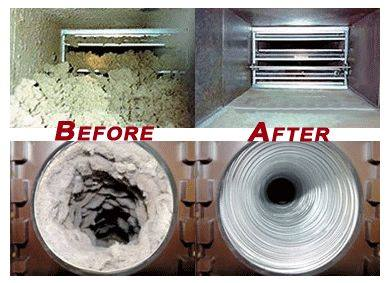 Air Duct Cleaning by Rogers Refrigeration