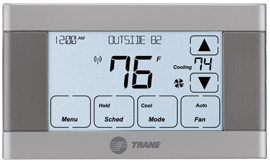 Trane Thermostats & Controls
